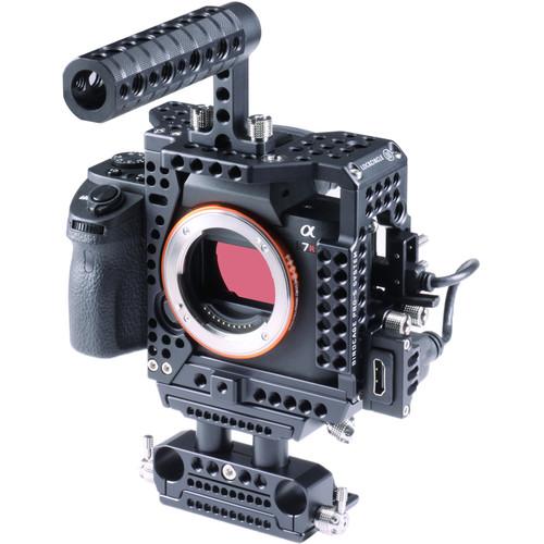 LockCircle BirdCage PRO-S a7 MK2 Flex Bundle (Black)
