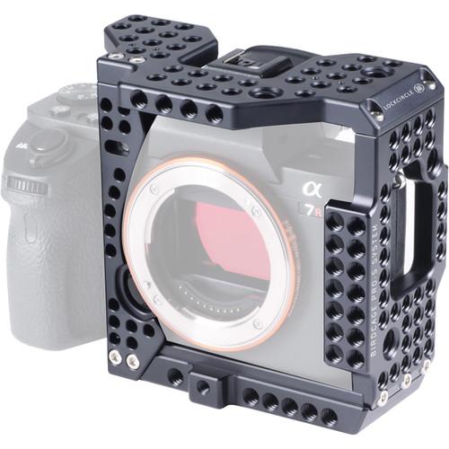 LockCircle BirdCage PRO-S a7 MK2 Flex Kit (Black)