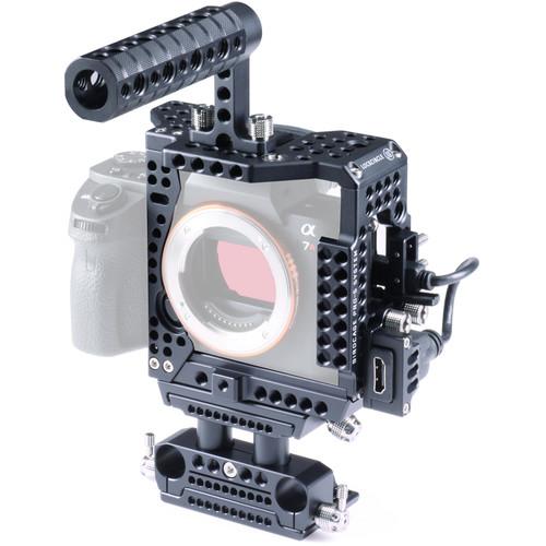 LOCKCIRCLE BirdCage PRO-S a7 MK2 MicroMega Bundle (Black)