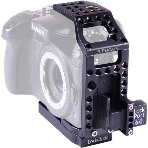 LockCircle BirdCage GH4 Kit for Panasonic Lumix GH4 Cameras