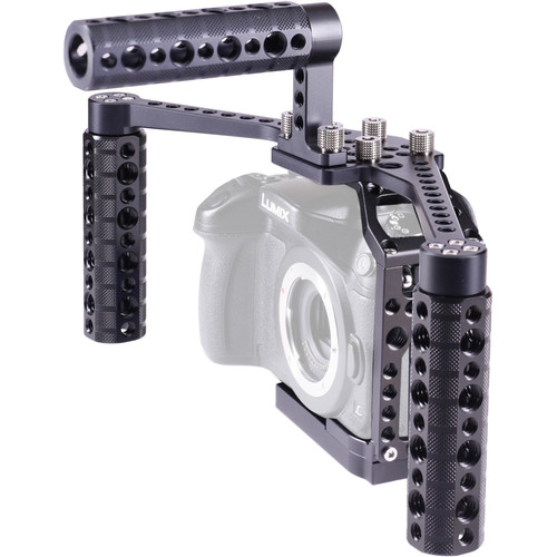 LOCKCIRCLE BirdCage GH4 BoomBooster Bundle for Panasonic Lumix GH4 Cameras