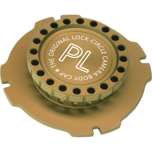 LockCircle PL Mount Cap (Bronze)