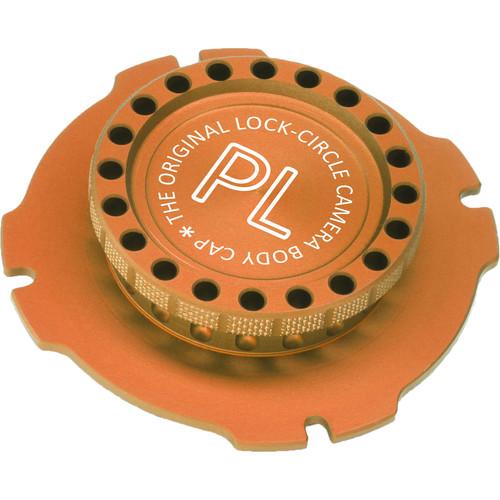 LockCircle PL Mount Cap (Orange)