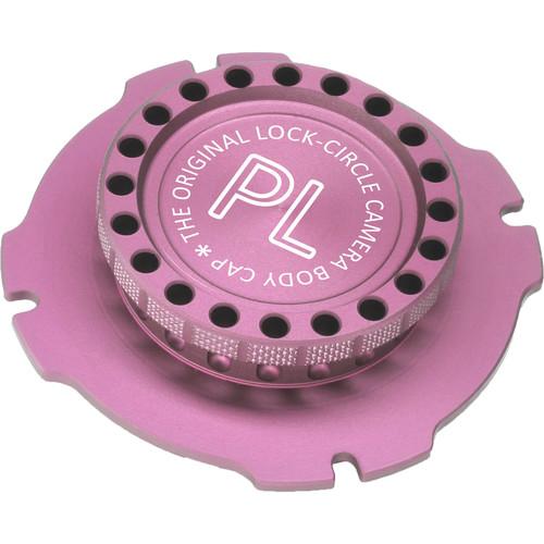 LockCircle PL Mount Cap (Pink)