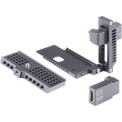LockCircle LockPort A7M3 Front + Rear Bundle for Sony a7 III & a7R III