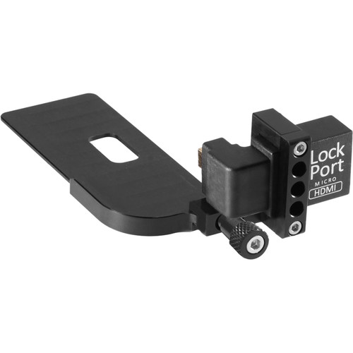 LOCKCIRCLE LockPort Rear Kit Plus for Panasonic GH4