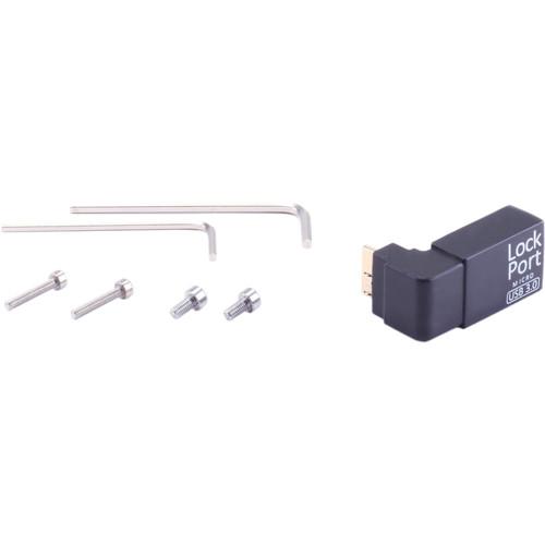 LockCircle LockPort USB 3.0 Survival Kit for Fujifilm X-T2