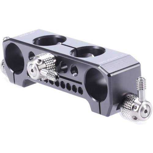 LockCircle Rod Mount 15mm with Titanium Center Knobs