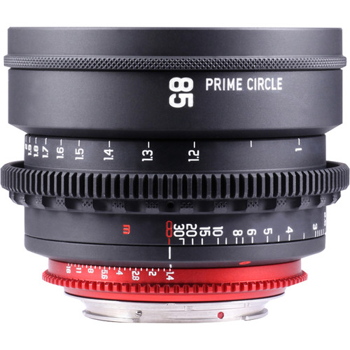 LOCKCIRCLE PRIME CIRCLE XM 85mm f/1.4 SuperSpeed Lens (EF Mount, Marked in Feet)