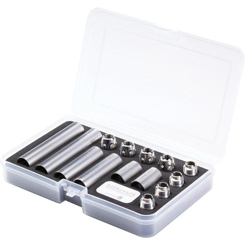 LockCircle RodRunner Grade-5 Titanium 15mm Modular Rod Kit