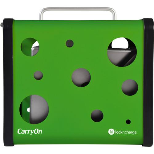 LocknCharge CarryOn (Green)