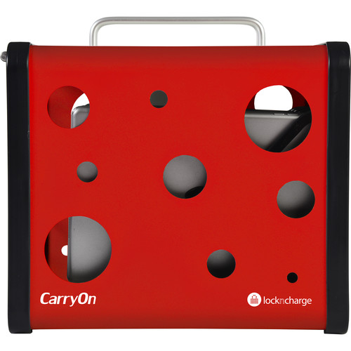 LocknCharge CarryOn (Red)