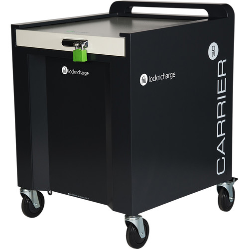 LocknCharge Carrier 30 Cart - Sync And Charge