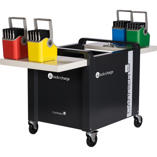 LocknCharge Carrier 40 Cart - Charge Only