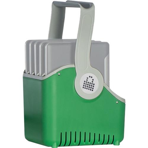 LocknCharge Small 5-Slot Plastic Device Basket