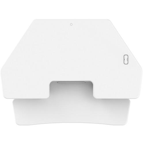 "Loctek 41"" Sit-Stand Riser (White)"