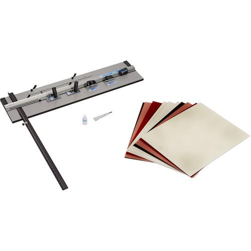 "Logan Graphics 750-1 Simplex Elite Mat Cutter and Mat Board Bonus Pack (40"")"