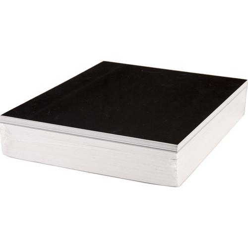 "Logan Graphics Black Mat Board and Foam Board Backing (11 x 14"", 10-Pack)"