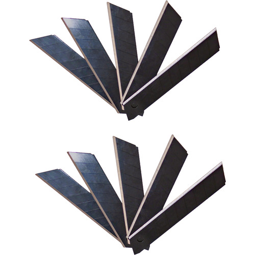Logan Graphics XTD-10 COS-Tools Knife Replacement Blades (10-Pack)