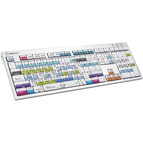 LogicKeyboard Autodesk Maya Alba Shortcut Keyboard for Mac