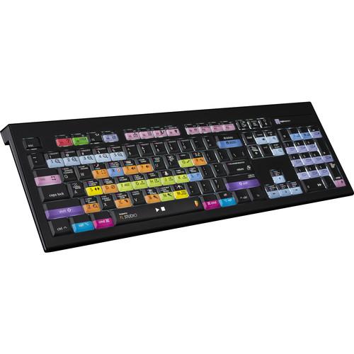 LogicKeyboard Image-Line FL Studio V20 Astra Backlit Mac Keyboard