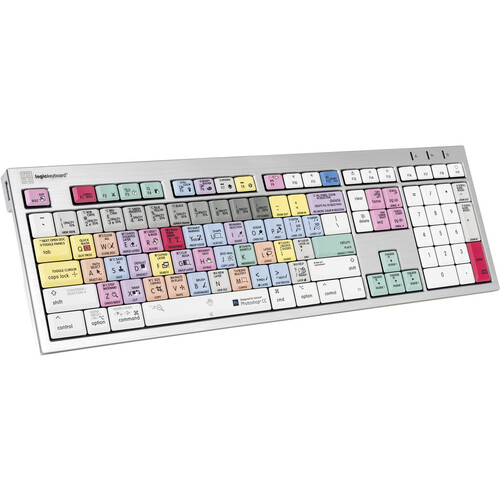 LogicKeyboard Adobe Photoshop CC Shortcut Keyboard