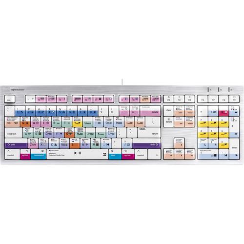 LogicKeyboard Presonus Studio One 3 Professional Mac ALBA American English Keyboard
