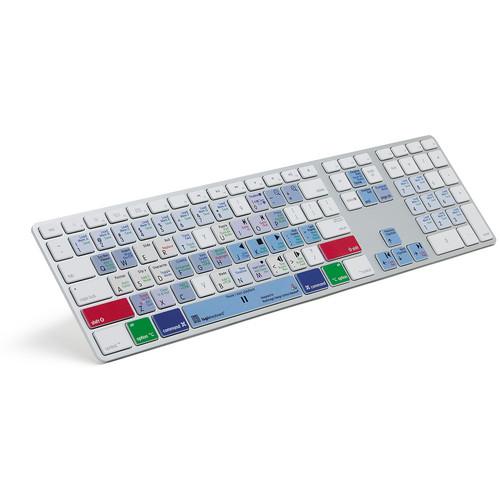 LogicKeyboard Apple Davinci Resolve 9 - Advance Line Keyboard