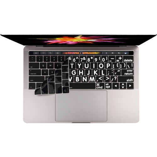 LogicKeyboard Largeprint Cover for MacBook Pro Touch Bar