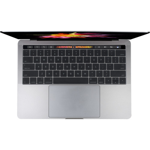 LogicKeyboard Silicone Keyboard Skin for 2016 Apple MacBook Pro with Touch Bar
