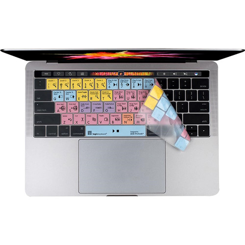 LogicKeyboard Avid Pro Tools Shortcut Cover for MacBook Pro