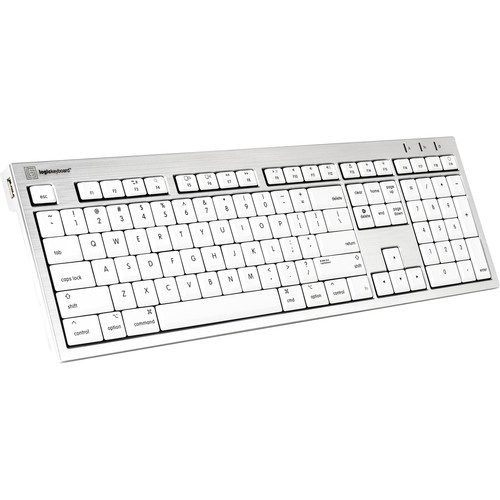 LogicKeyboard ALBA Standard Mac Keyboard (American English)