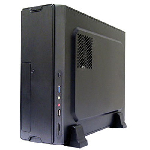Logisys CS6801BK Micro-ATX/Mini-ITX Computer Case with 350W Power Supply