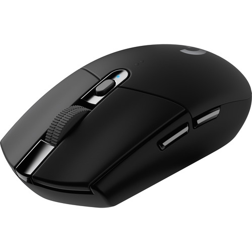Logitech G G305 LIGHTSPEED Wireless Mouse (Black)