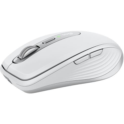 Logitech MX Anywhere 3 Wireless Mouse (Pale Gray)