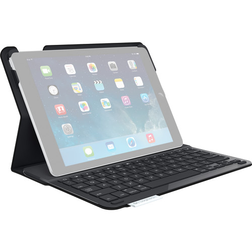 Logitech Type Plus Folio Keyboard Case for Apple iPad Air