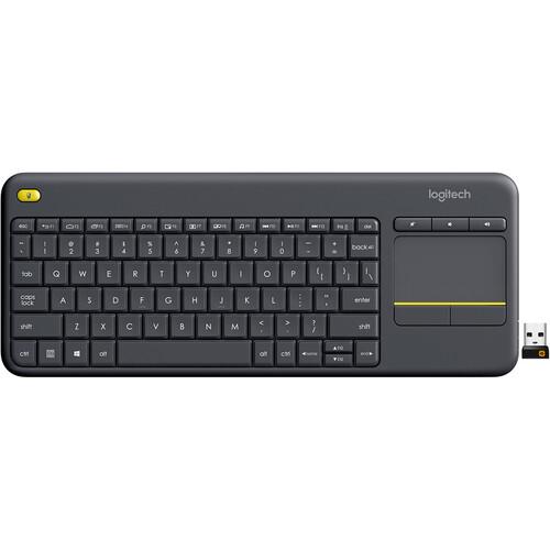 Logitech Wireless Touch Keyboard K400 Plus