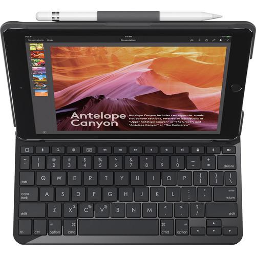 Logitech Slim Folio Keyboard Case for iPad 5th/6th Gen