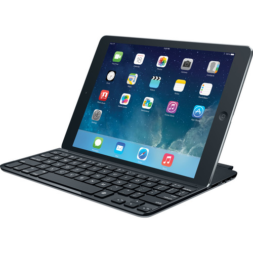 Logitech Ultrathin Keyboard Cover for iPad Air (Black)
