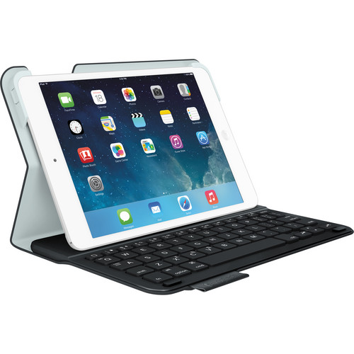 Logitech Ultrathin Keyboard Folio for iPad mini (Black)