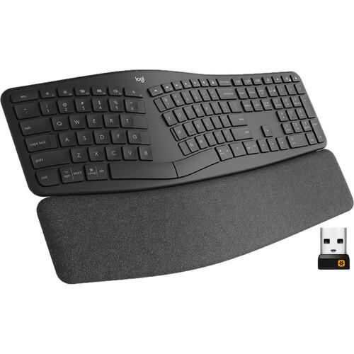Logitech ERGO K860 Wireless Split Ergonomic Keyboard