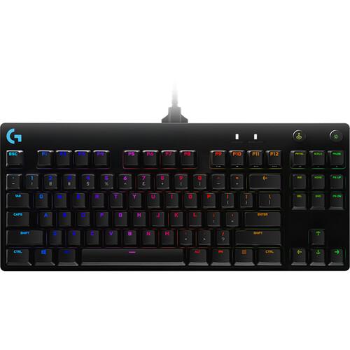 Logitech Pro Mechanical Keyboard (GX Blues)