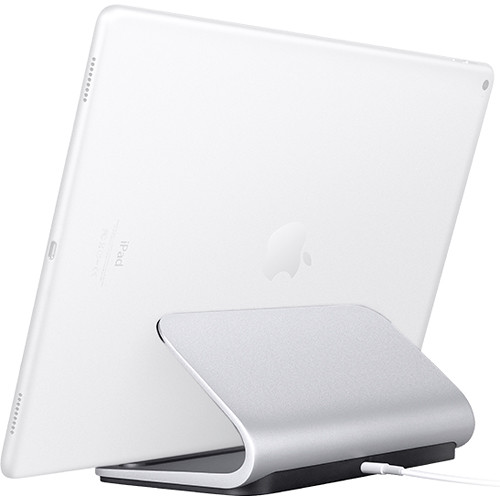 "Logitech BASE Charging Stand with Smart Connector for 9.7"" and 12.9"" iPad Pro"
