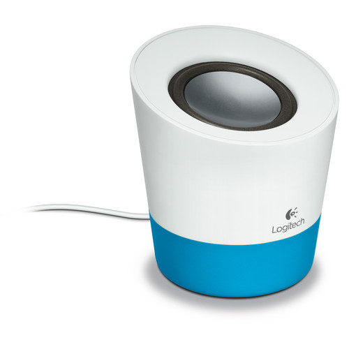 Logitech Z50 Multimedia Speaker (Blue)