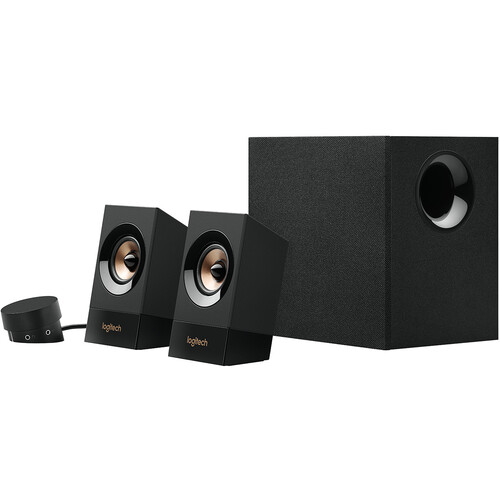 Logitech Z533 2.1 Speaker System with Subwoofer and Control Pod