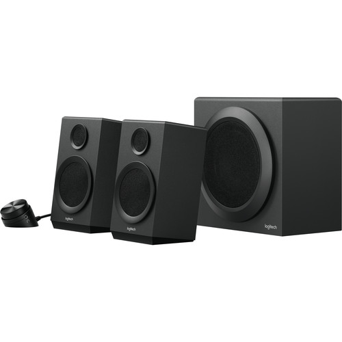 Logitech Z333 Speaker System with Subwoofer