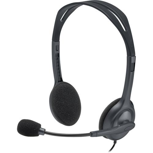 Logitech H111 On-Ear Stereo Headset