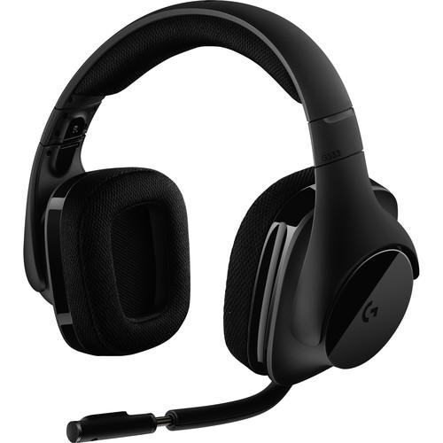 Logitech G G533 Wireless 7.1 Virtual Surround Gaming Headset