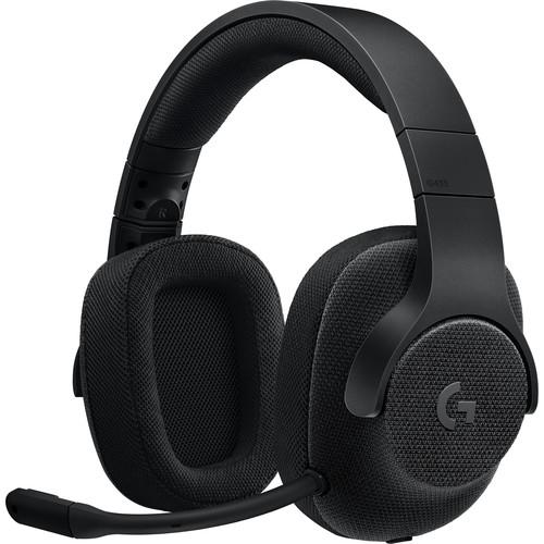 Logitech G433 7.1 Surround Wired Gaming Headset (Black)