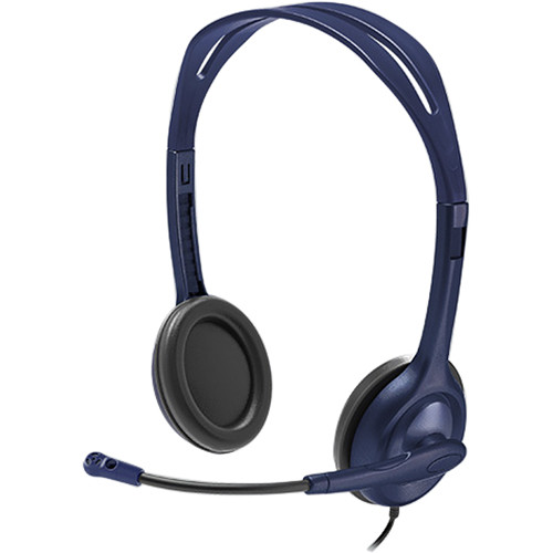 Logitech Wired 3.5mm Headset with Microphone